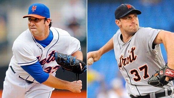 Scherzer, Cabrera streak past Mets