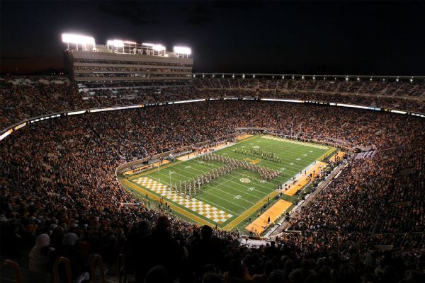 Vols DB arrested after allegedly punching officer