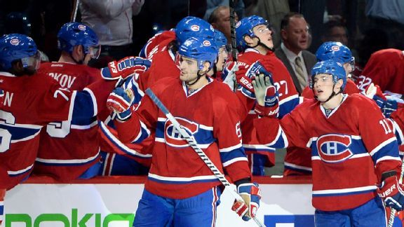 Brendan Gallagher, Max Pacioretty