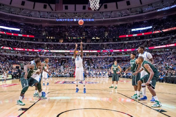 NCAA to experiment with new bonus free throw rules at NIT