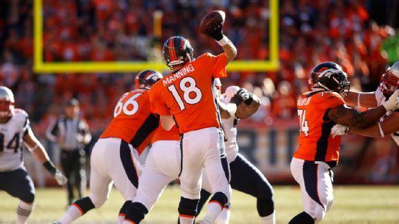 Keys To Victory Broncos 26 Patriots 16 Stats Info Espn