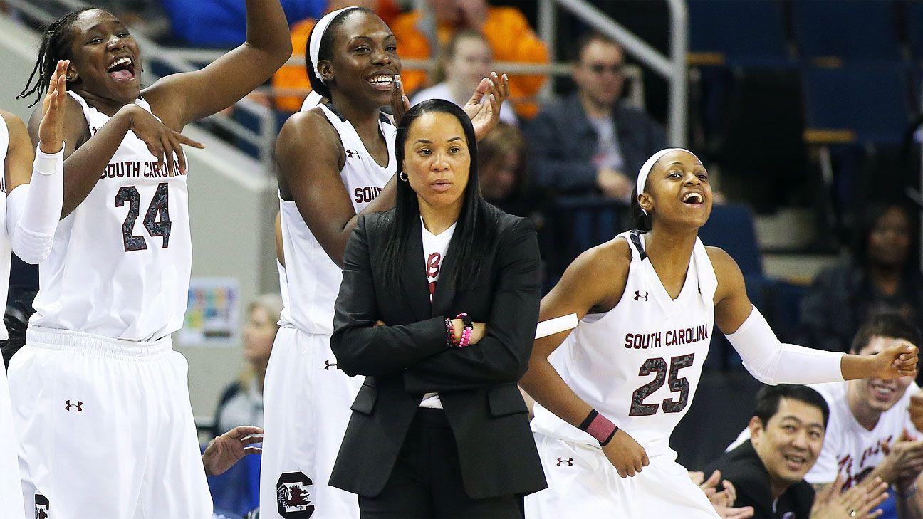 Four Sec Women S Basketball Teams Ranked In Ap Poll