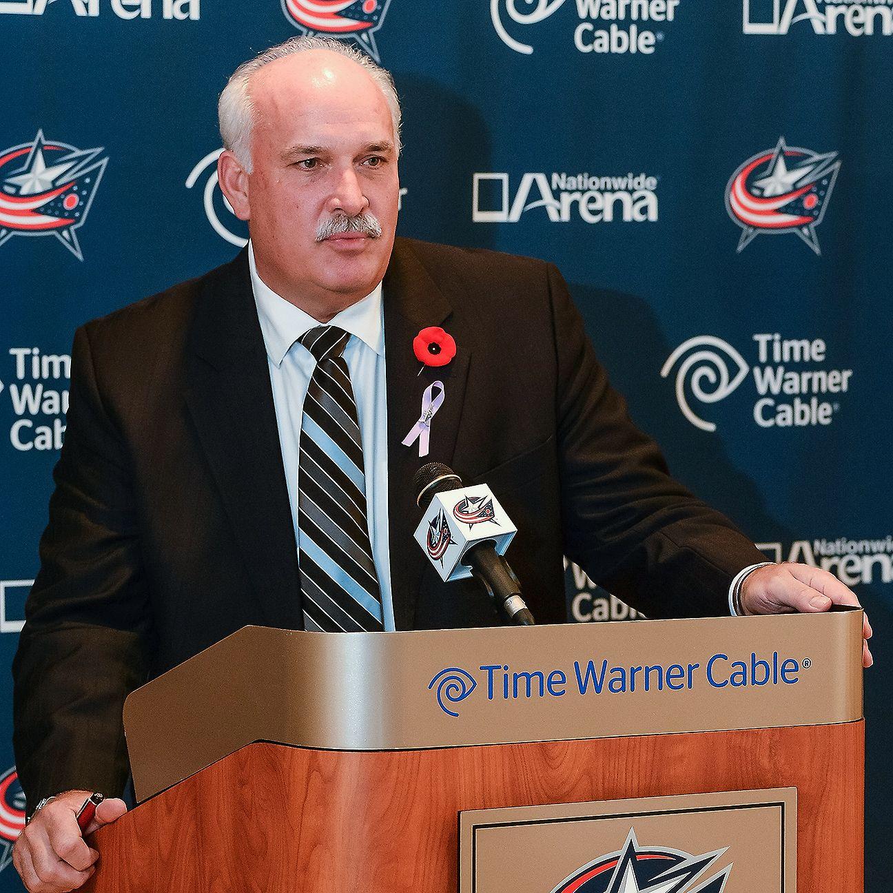 Davidson takes reins of Rangers' rare rebuild
