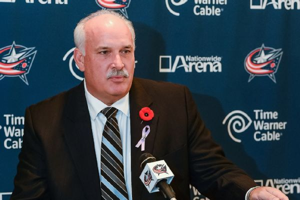 John Davidson named next Rangers president