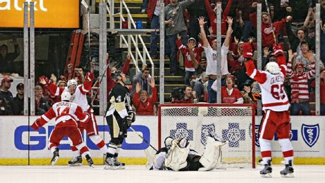 Penguins/Redwings