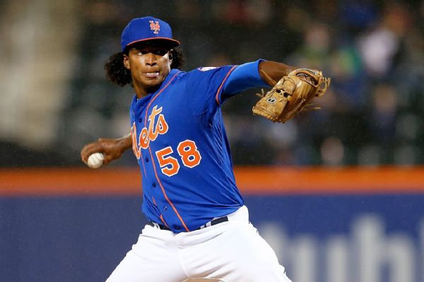 Reliever Jenrry Mejia released by Mets after 3 drug suspensions