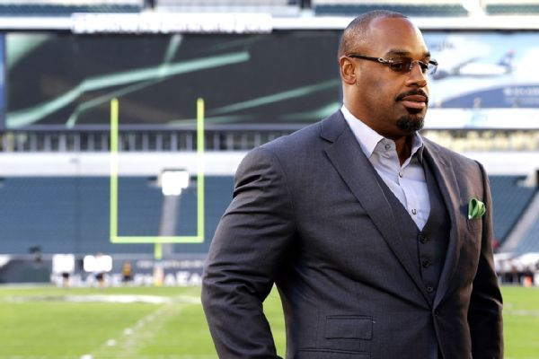 McNabb still stumping: 'I am a Hall of Famer'