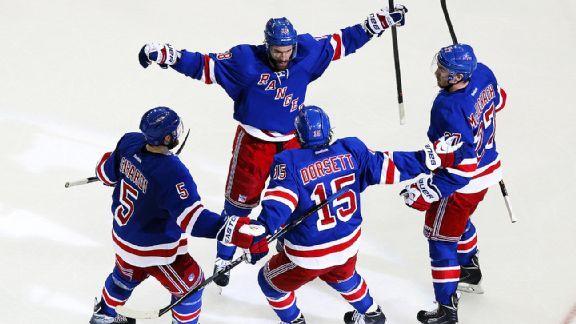 Rangers Celebration