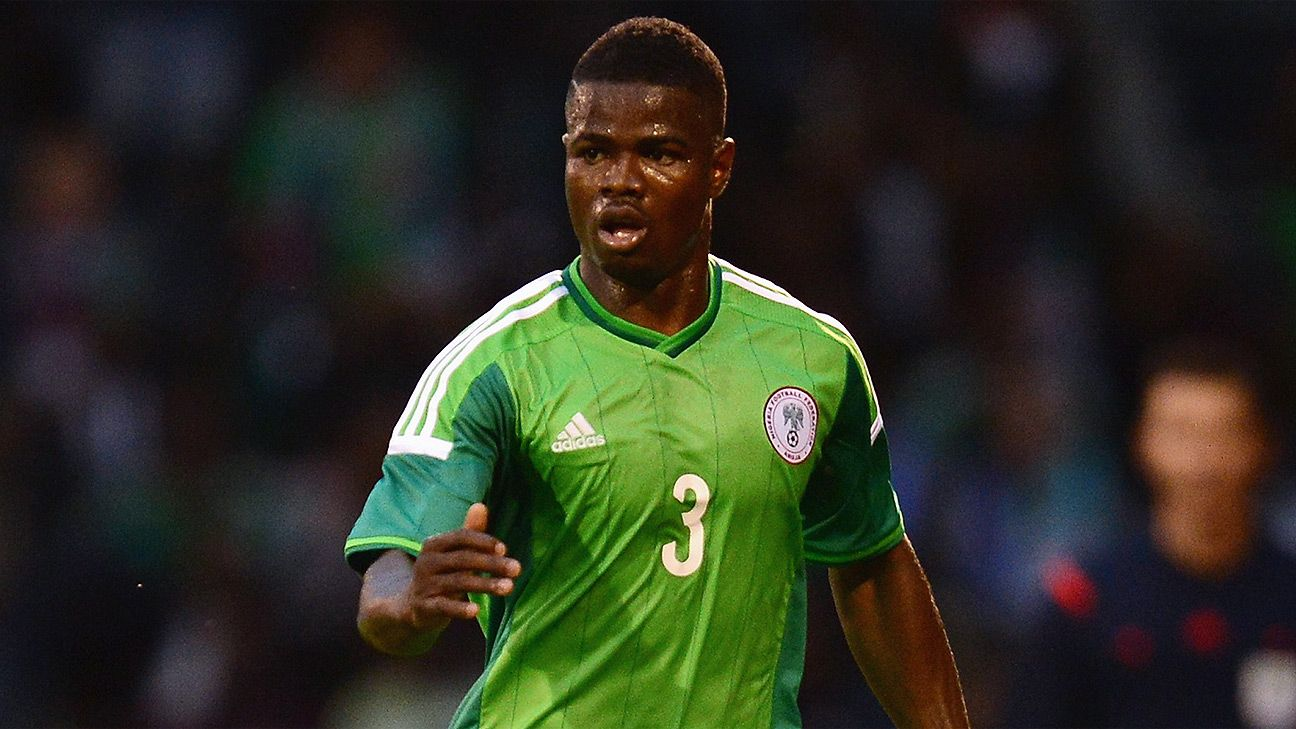 Sivasspor sign Nigeria's Elderson Echiejile