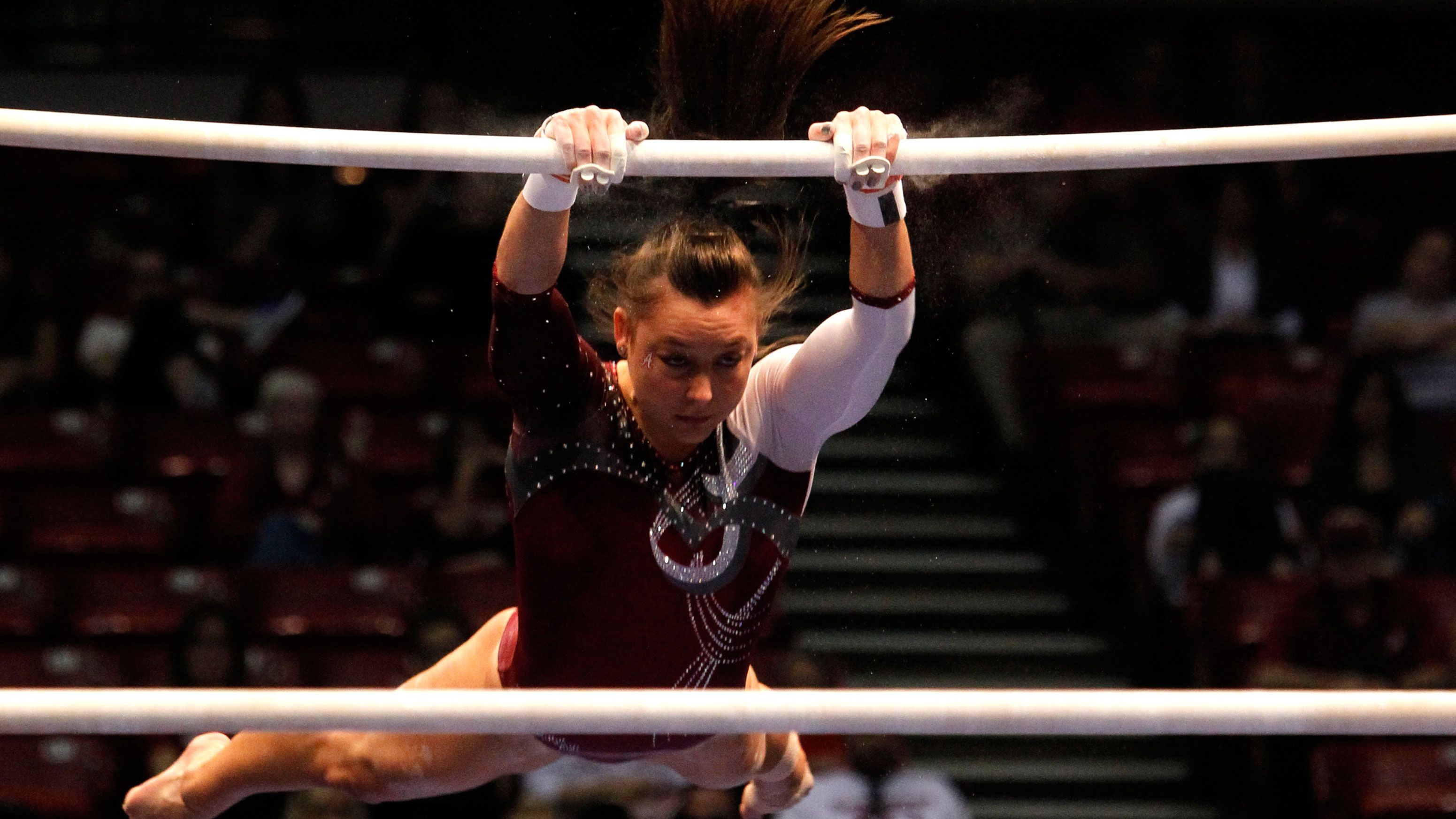 Duckworth Takes Reigns Of Alabama Gymnastics