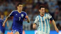 Lionel Messi committed to Argentina, says Julio Ricardo Grondona