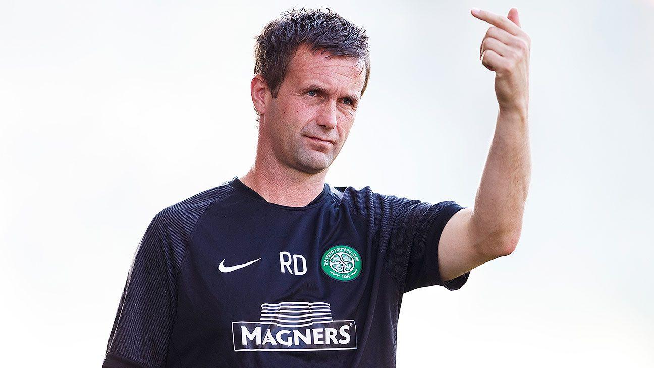 Former Celtic boss Ronny Deila strips naked to inspire Valerenga