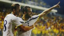 Tottenham rally to win in Cyprus