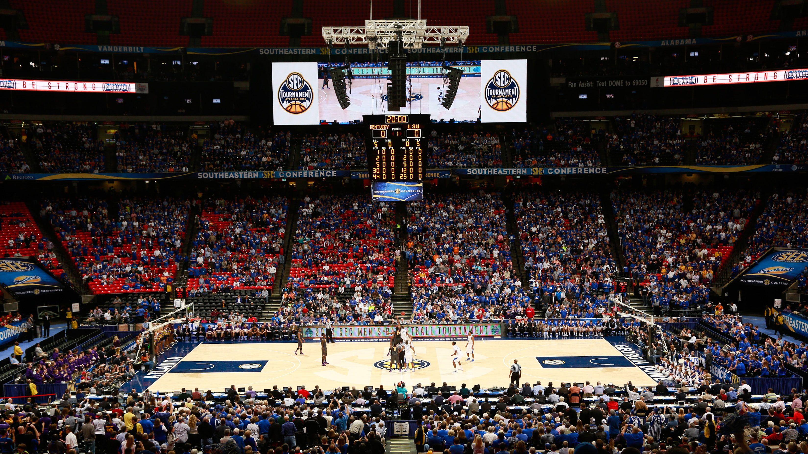 Commentators For Sec Network S Men S Basketball Revealed
