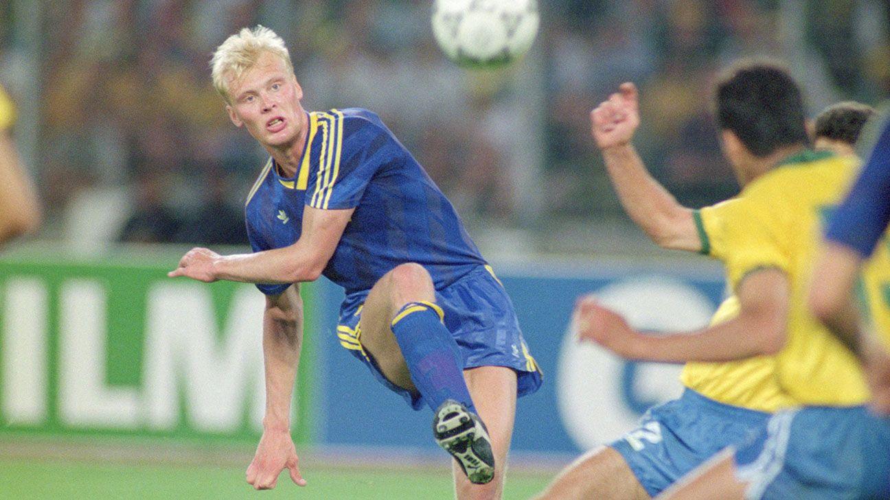 Klas Ingesson, Elfsborg coach and former Sweden midfielder, dies at 46