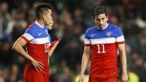 Bobby Wood leaves U.S. camp to complete Erzgebirge Aue loan