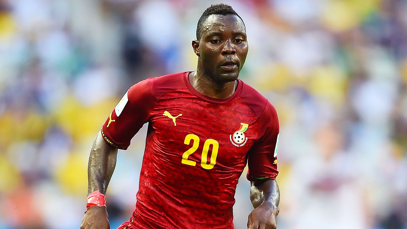 Ayews' return not behind Asamoah's Ghana absence - Konadu