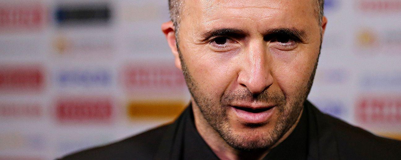 Algeria announce Djamel Belmadi as new national coach