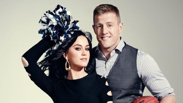 Katy Perry, JJ Watt