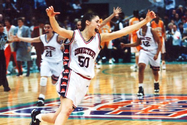 UConn to retire Ray Allen's No. 34, Rebecca Lobo's No. 50
