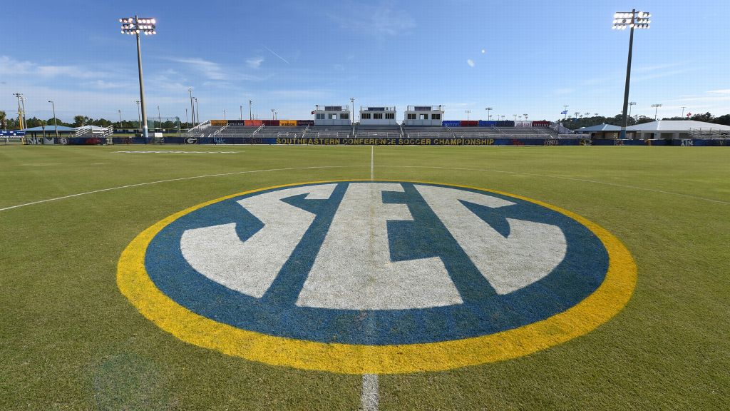 Nearly 50 SEC soccer and volleyball games set for SECN