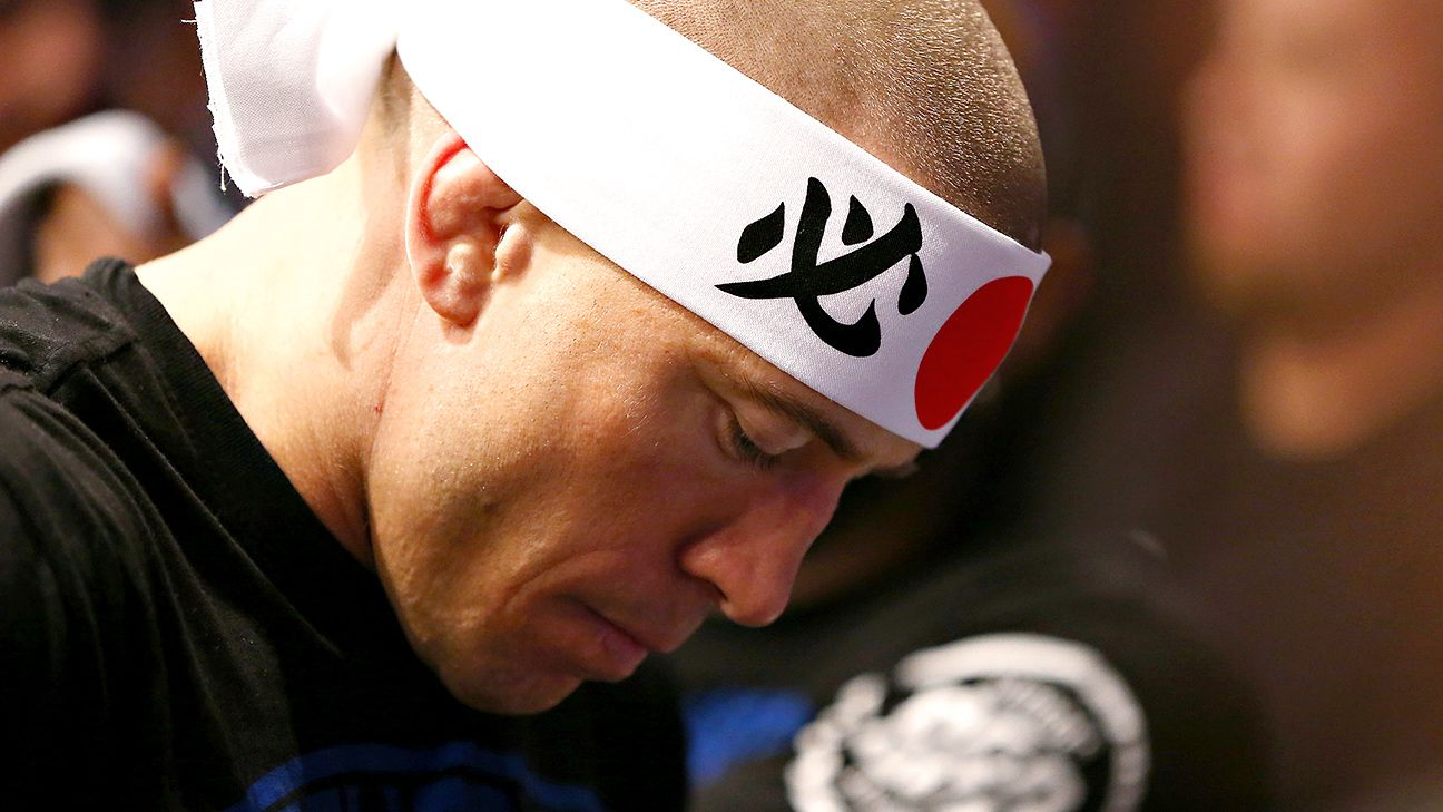 Wagenheim: Why Georges St-Pierre is the greatest fighter ever