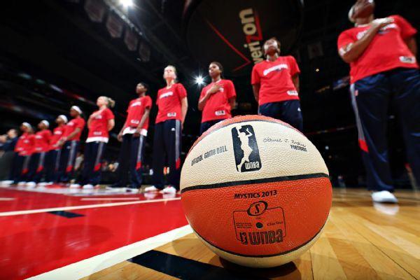 WNBA releases 2019 schedule
