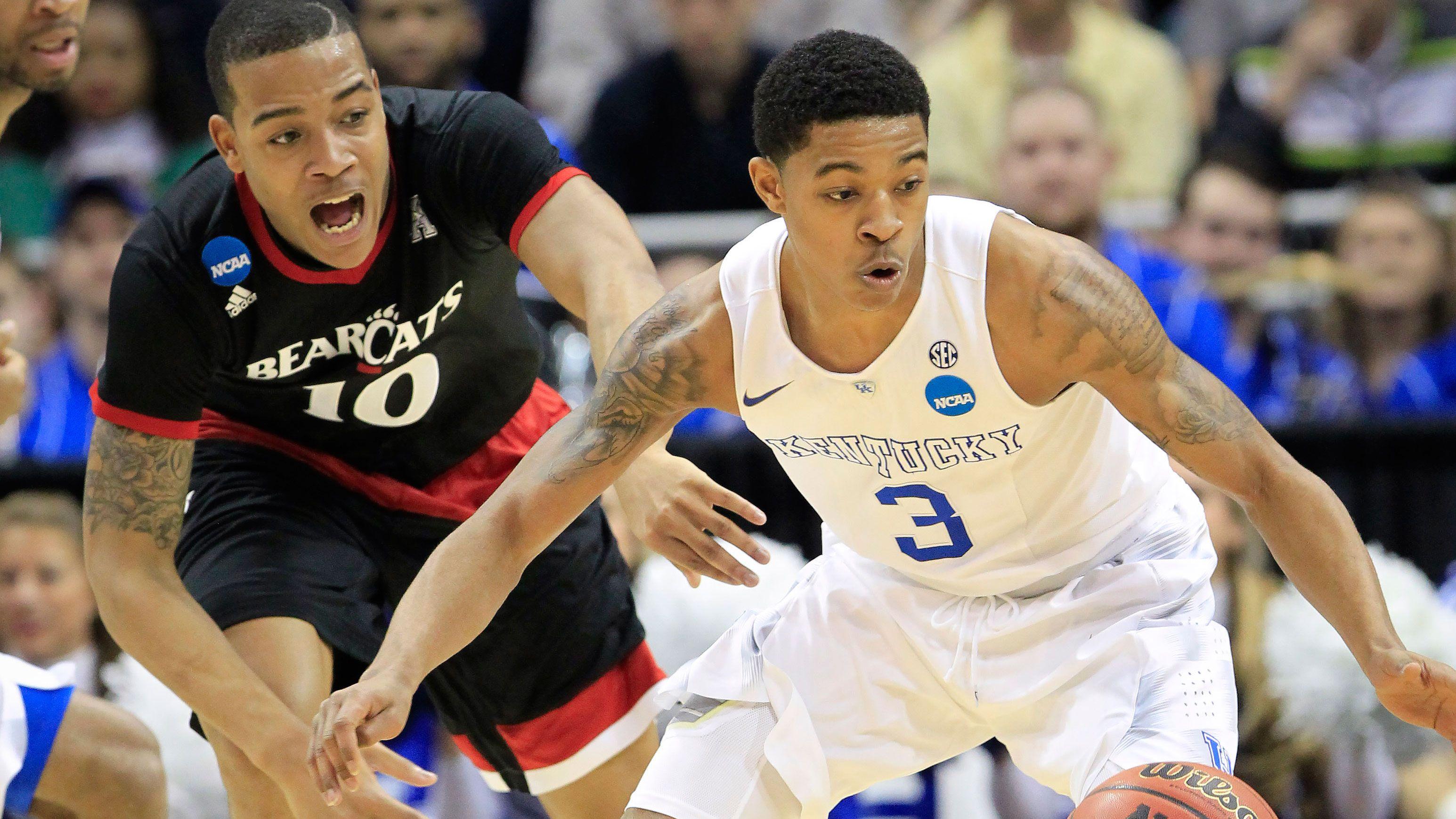 Kentucky Advances To Sweet 16