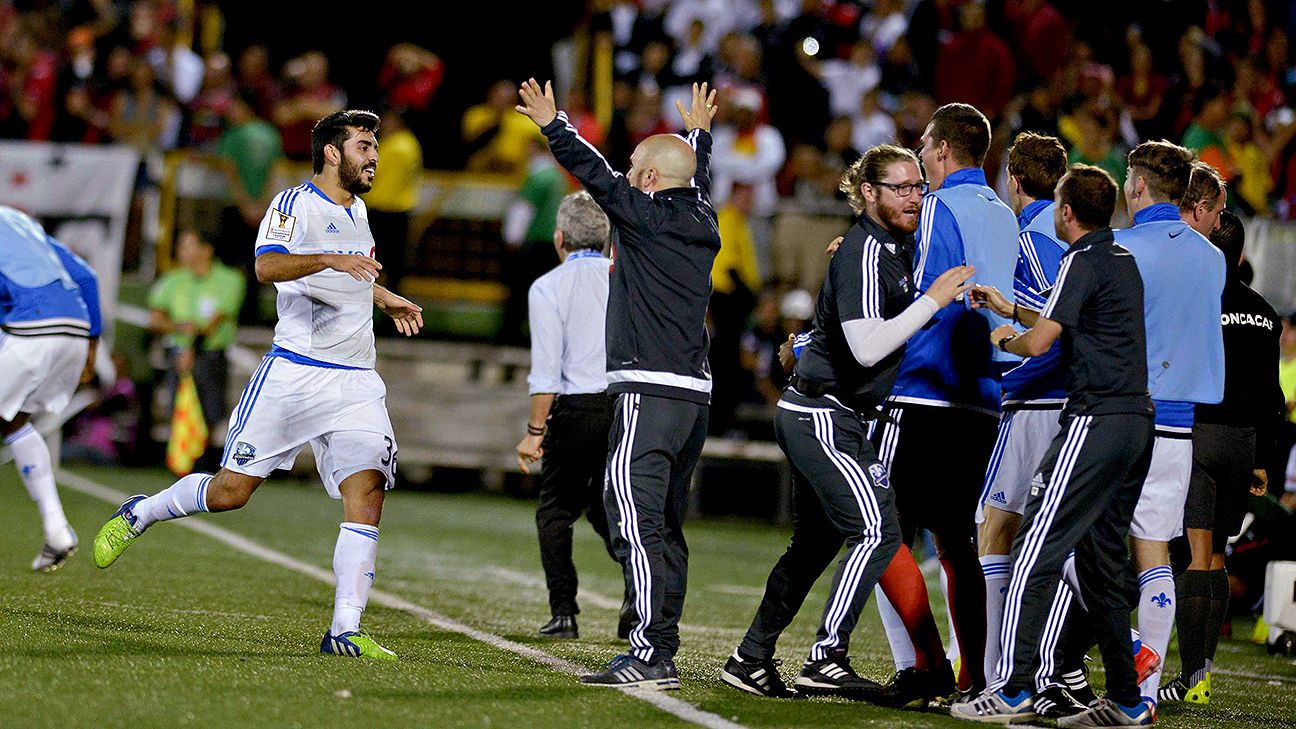 Montreal Impact advance to CONCACAF Champions League final