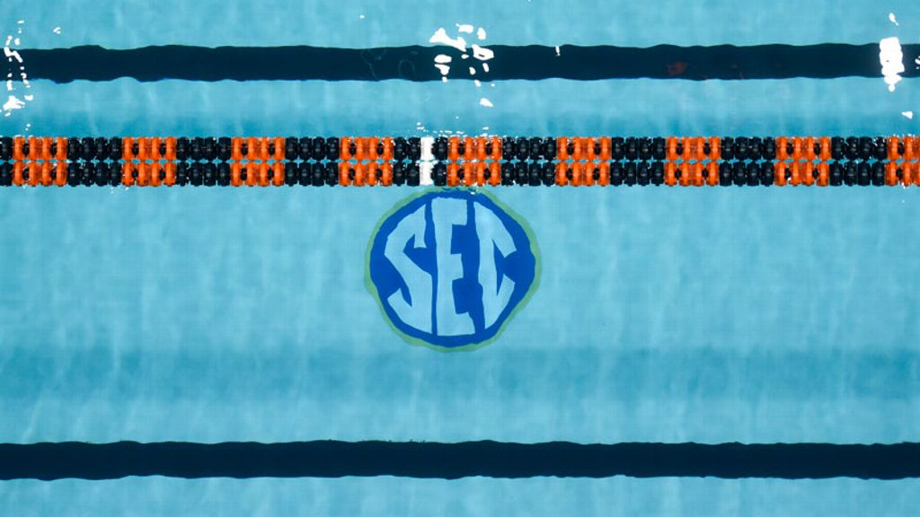 2020 SEC Swimming & Diving Awards announced