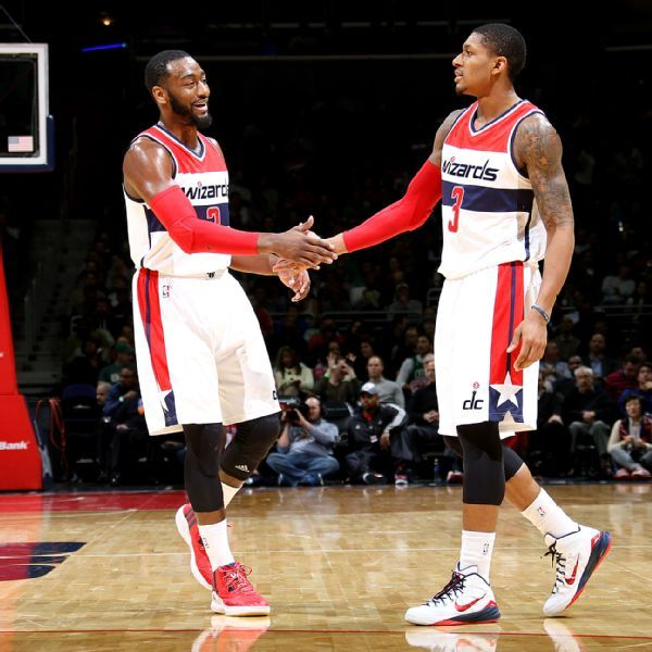 Wizards giving impression no player exempt from possible trade talks
