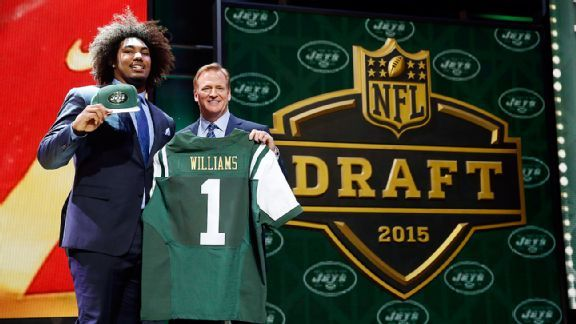 Will Jets stars Le'Veon Bell, Leonard Williams remain part of Adam's family?