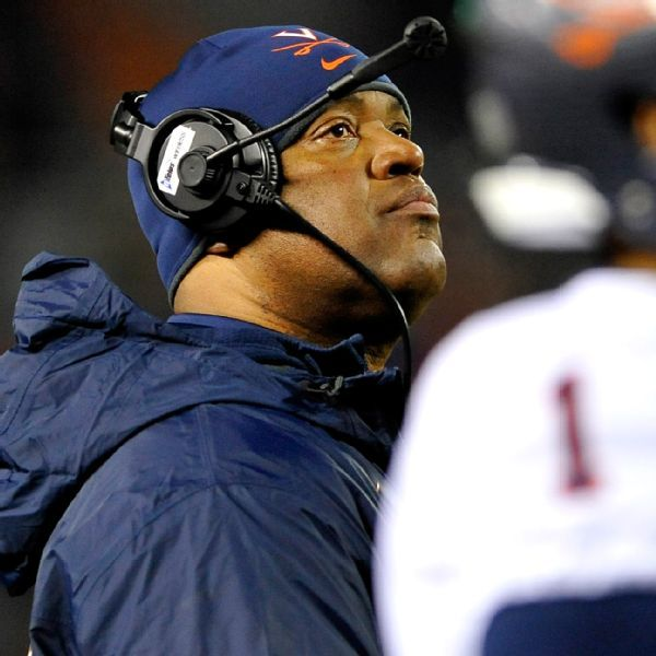 William & Mary to hire former Virginia coach Mike London