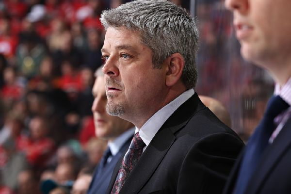 Ken Hitchcock takes over for Todd McLellan as Oilers coach