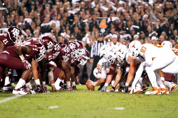 Presidents of Texas, Texas A&M support renewing rivalry