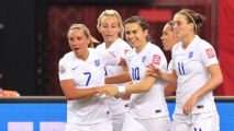 Carney, Williams fuel England past Colombia, into knockout round