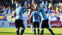 Getafe's Alvaro Pereira gets 8-match ban for La Plata brawl