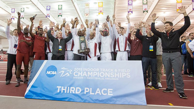 Razorbacks sweep Scholar Team of the Year Award