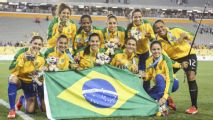 Brazil women claim gold at Pan American Games after Colombia win