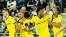Dortmund rally from 3-0 down to win; Athletic Bilbao lose in Europa League