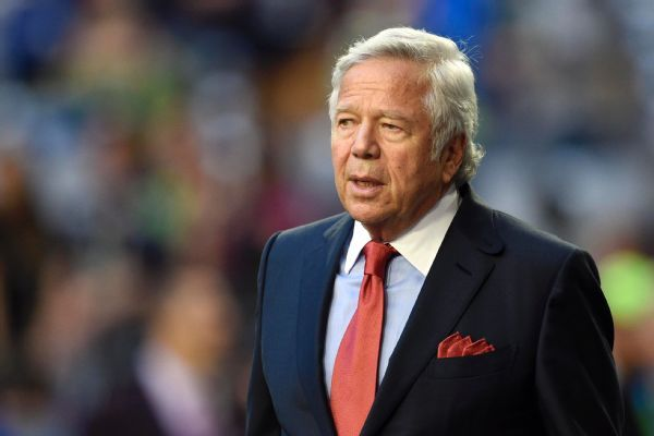 Report: Offer made to drop charges against Kraft