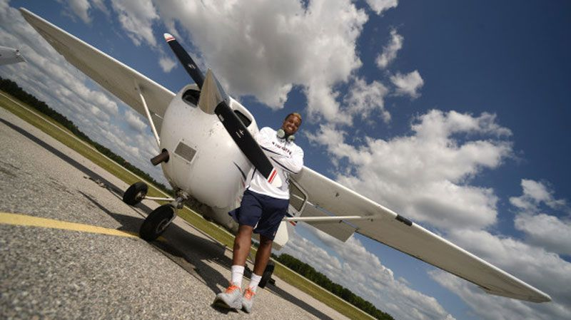 Auburn's Kris Frost takes Flight Management