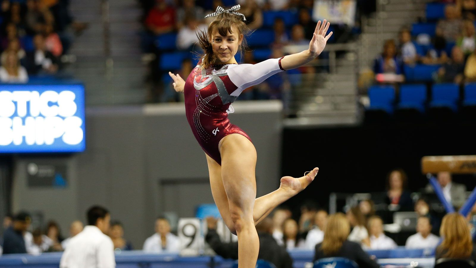 Alabama S Jacob Top 30 Finalist For Woman Of The Year