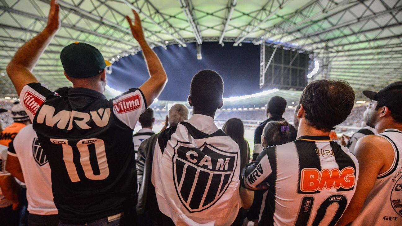 Brazil clubs create Liga Sul-Minas-Rio, eye Premier League structure
