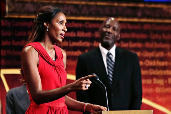 Former Sparks star Lisa Leslie to coach team in BIG3 league