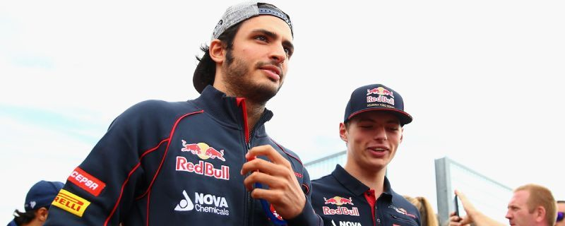 Max Verstappen didn't block Red Bull from signing me, insists Carlos Sainz