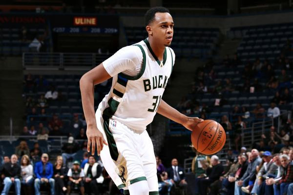 Bucks' John Henson has ligament tear in left wrist