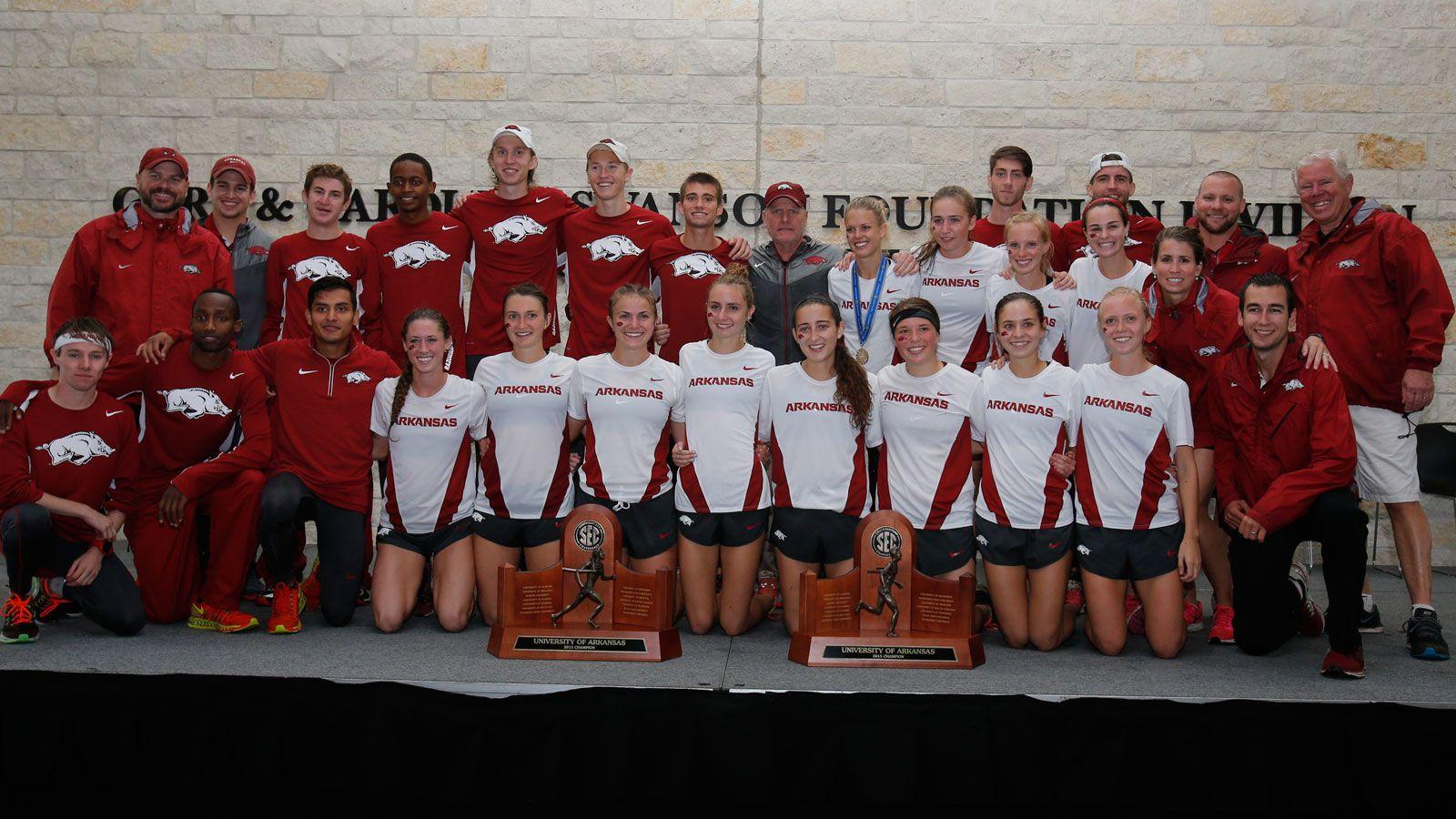 Arkansas Wins 2015 Sec Cross Country Championship