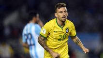 Santos' Lucas Lima weighs offer in Chinese League