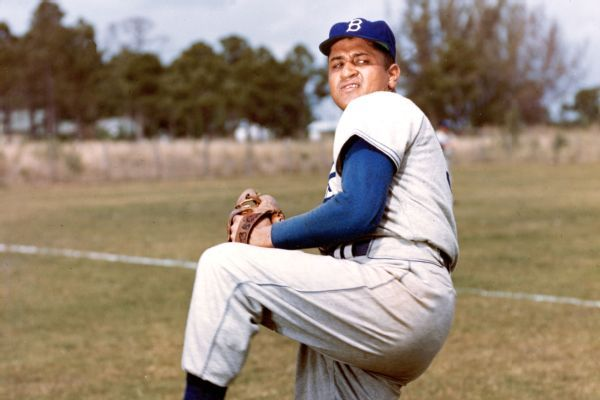 Dodgers to honor Don Newcombe with uniform patch, bobblehead